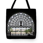 Dominus Flevit Church Mount Of Olives Tote Bag