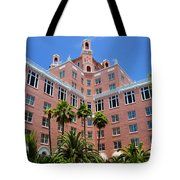 Don Cesar And Palms Tote Bag