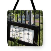Donations Tote Bag