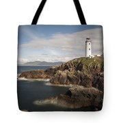 Donegal Lighthouse Tote Bag