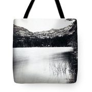 Donner Lake And Pass - California - C 1865 Tote Bag