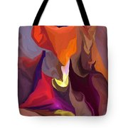 Don't Think About Elephants Tote Bag