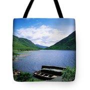 Doo Lough, Delphi, Co Mayo, Ireland Tote Bag