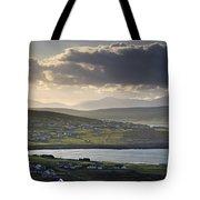 Dooagh, Achill Island, Co Mayo, Ireland Tote Bag