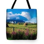 Dooega, Achill Island, County Mayo Tote Bag