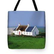 Doolin, Co Clare, Ireland Renovated Tote Bag
