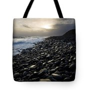 Doolin, County Clare, Ireland Pebble Tote Bag