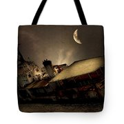 Doomed To Gloom Tote Bag