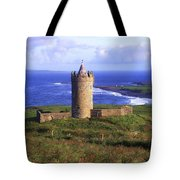 Doonagore Castle, Co Clare, Ireland Tote Bag