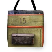 Door 15 Tote Bag