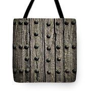 Door Detail Tote Bag