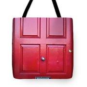 Door In Ireland 5 Tote Bag