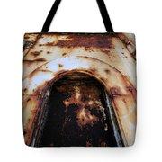 Door Of Rust Tote Bag