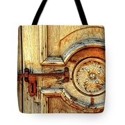 Door Study Taos New Mexico Tote Bag
