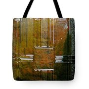 Doorway To Autumn Tote Bag