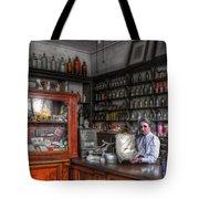 Doo's Chemist  Tote Bag