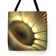 Doppler Beam Tote Bag