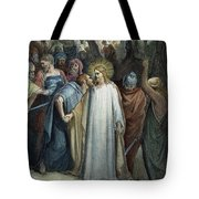 Dor�: Betrayal Of Christ Tote Bag