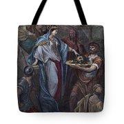 Dor�: Daughter Of Herod Tote Bag