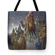 Dor�: Journey Of The Magi Tote Bag