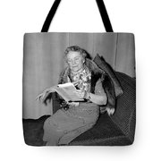 Dorothy Canfield Fisher Tote Bag
