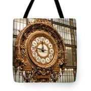 Dorsay Museum Paris France Tote Bag