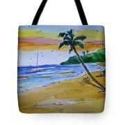 Dorsch Beach Tote Bag