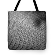 Dots Of Central Park Tote Bag