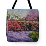 Dotti's Garden Spring Tote Bag