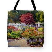 Dotti's Garden Summer Tote Bag