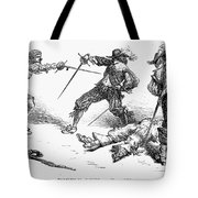 Double Duel Tote Bag