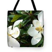 Double Magnolia Tote Bag