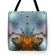 Double Spider Tote Bag