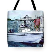 Dougie's Serenity Tote Bag