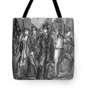 Douglas: Election Of 1860 Tote Bag