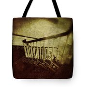 Down A Staircase Tote Bag