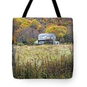 Down In A West Va Valley Tote Bag