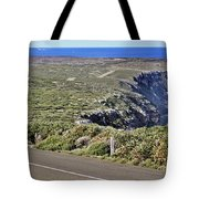 Down To The Rocks Tote Bag