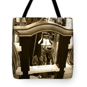 Down To The Sea And Ships Tote Bag