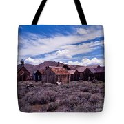 Downtown  Bodie Tote Bag
