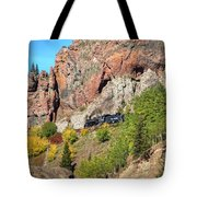 Down Windy Point Tote Bag