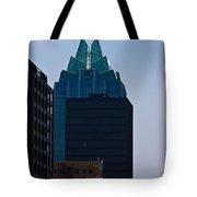 Downtown Austin Tote Bag