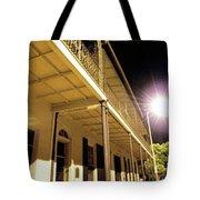 Downtown Balcony Baton Rouge Tote Bag