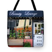 Downtown Beauty Lounge Tote Bag