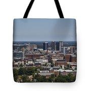 Downtown Birmingham Alabama Tote Bag
