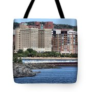 Downtown Duluth Tote Bag