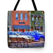 Downtown Georgetown Tote Bag
