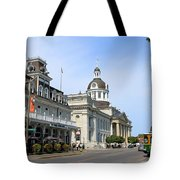 Downtown Kingston Tote Bag