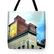 Downtown Memphis Tote Bag