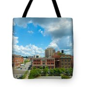 Downtown Montgomery Tote Bag